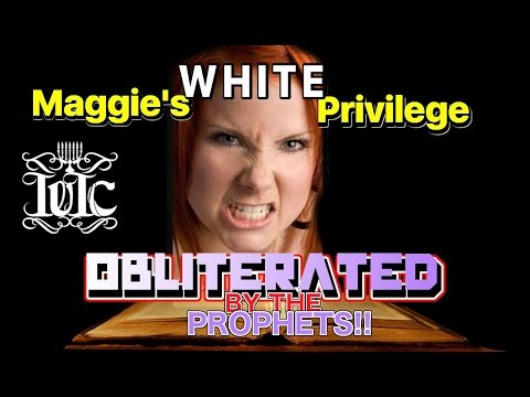 The Israelites: Culture Vulture Edomite Finds Out There's No White Privilege With The Prophets