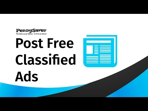Free classified ads from YouTube · Duration:  36 seconds