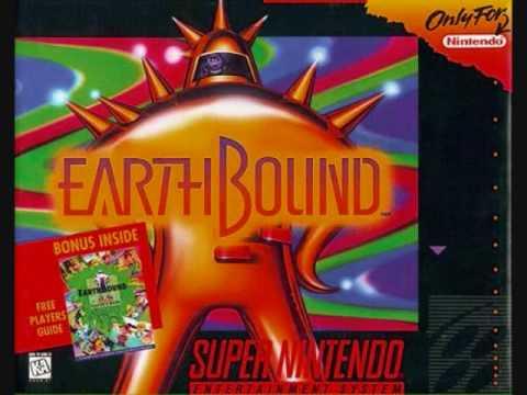 Earthbound-Onett's Arcade