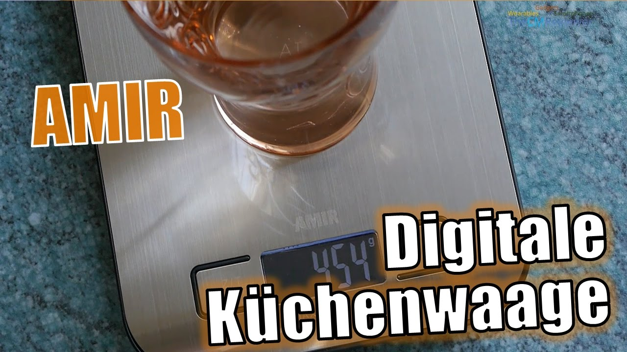 Kuchenwaage deutsch