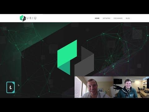 Interview with Alex Sterk from Ubiq