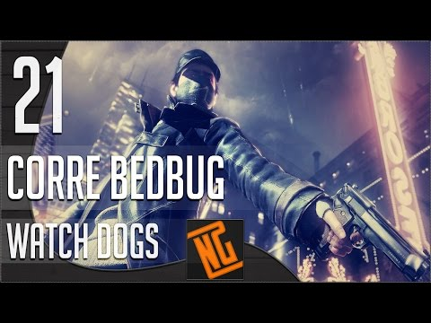 Watch Dogs Detonado Parte 21 - Corre BedBug