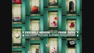 Zappa, revised music for low-budget orchestra