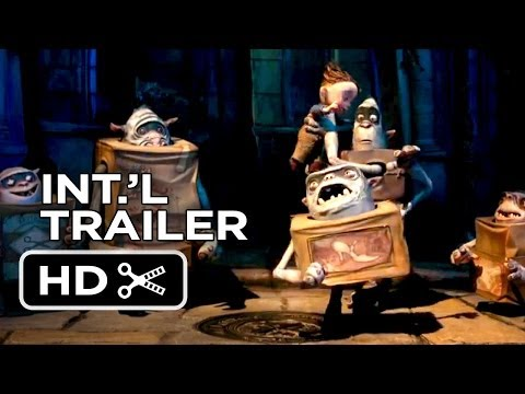 The Boxtrolls Official International Teaser Trailer (2014) - Simon Pegg Movie HD