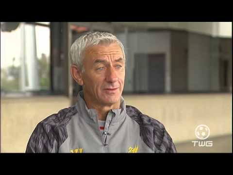 Ian Rush Exclusive - The World Game