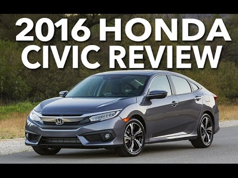 Best Compact? 2016 Honda Civic Review and...
