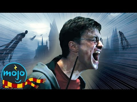 Top 10 Harry Potter Deaths