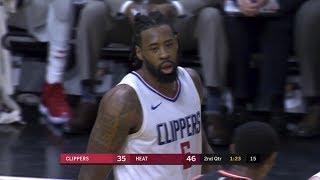 LA Clippers vs Miami Heat Full Game Highlights December 16 2017
