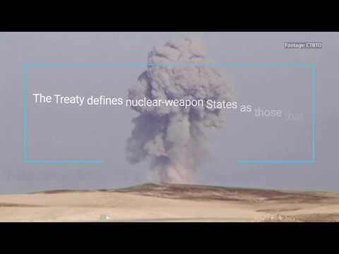 What Is The Treaty On The Non-Proliferation Of Nuclear Weapons?