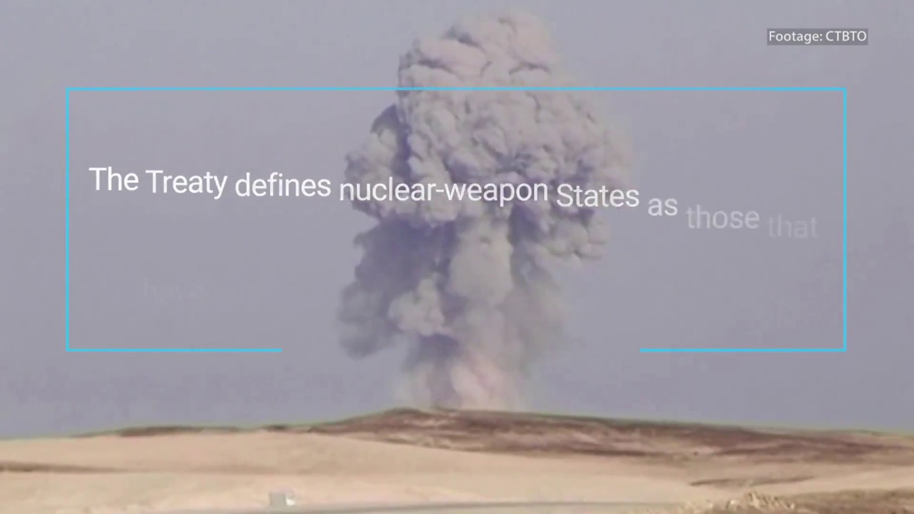 a treaty to curb the spread of nuclear weapons Supporters hail step towards nuclear-free world as treaty is treaty banning nuclear weapons a pact that aims to prevent the spread of the weapons.