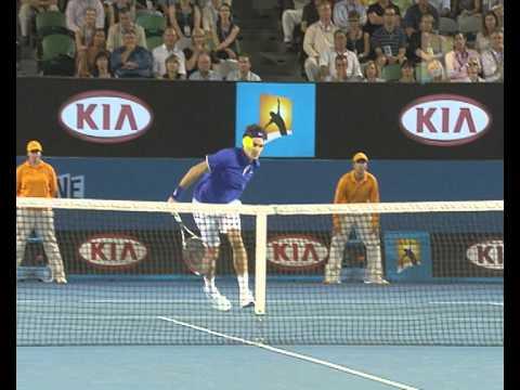 Nadal v Federer: 2009 Australian Open Men's Final Highlights