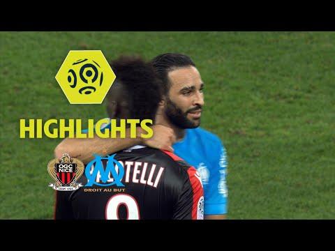 OGC Nice - Olympique de Marseille (2-4) - Highlights - (OGCN - OM) / 2017-18