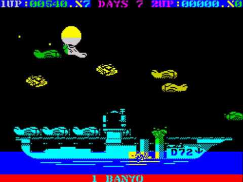 The Island of Dr.  Destructo ~ ZX Spectrum