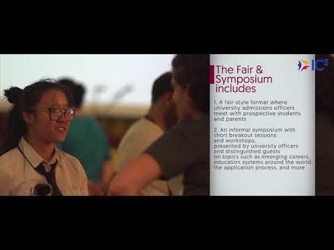 Fair & Symposium | IC3 Conference