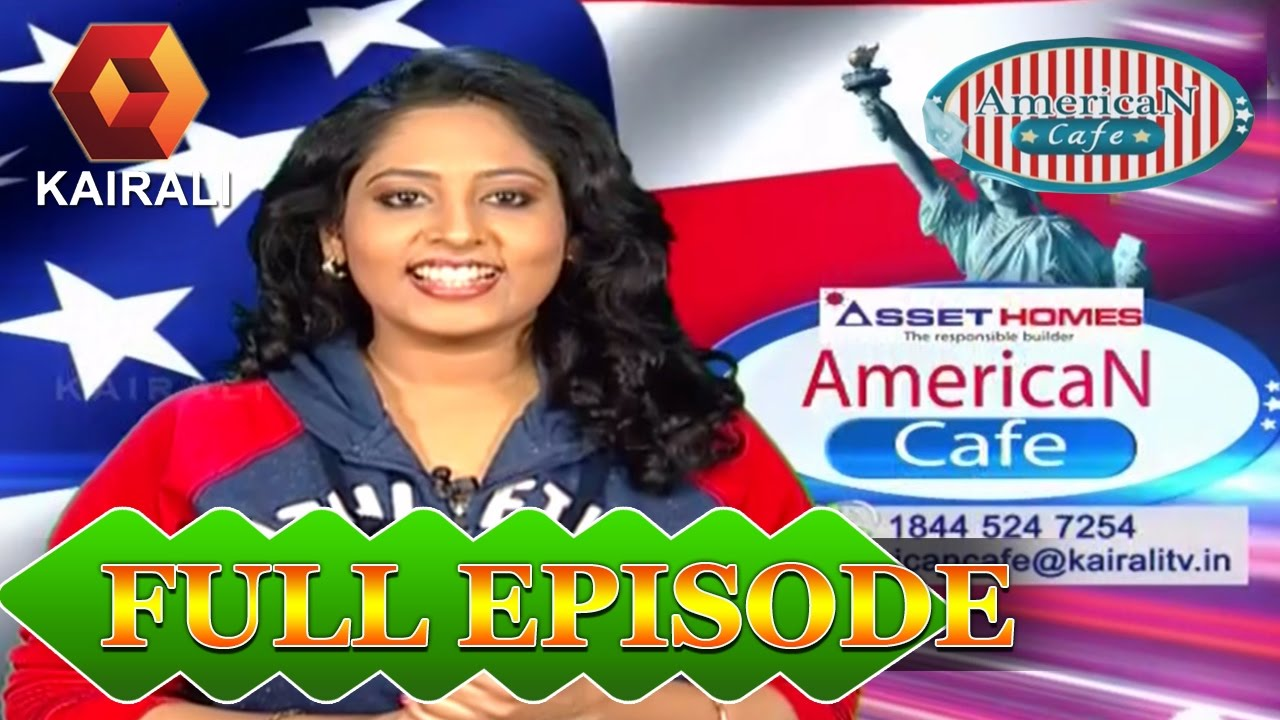 American Cafe | 12th December 2016 |  Full Episode