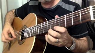 Solenzara Quot Kumsaldaki Izler Quot Gitar Cover