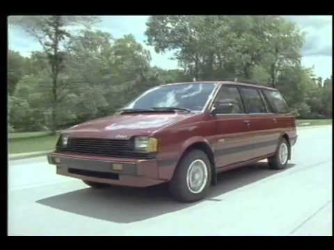 Dodge Colt Vista - YouTube