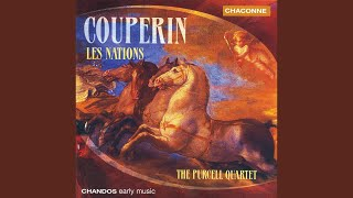 """Les Nations, 1st Ordre, """"La Francoise"""": X. Courante I: Noblement"""
