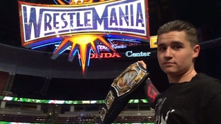 SMACKDOWN LIVE VLOG - MY EXPERIENCE at HONDA CENTER ANAHEIM