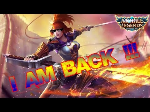 Mobile Legends - Finally Fanny is BACK !!! On Patch 1.1.76