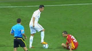 Cristiano Ronaldo Disrespectful Ball Control Skills