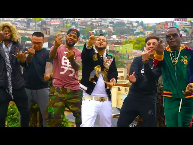 El Alfa El Jefe - Sientate En Ese Deo (Video Oficial)