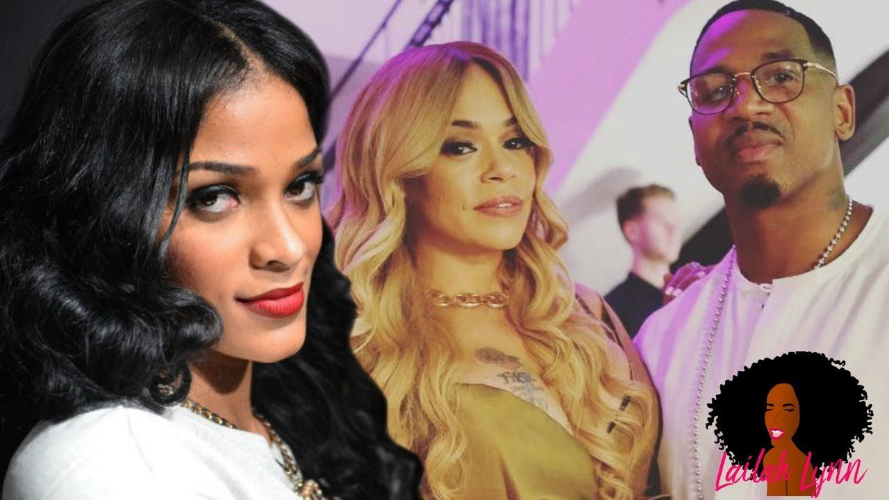 Stevie J Faith Evans Are Officially Married Details On Their Secret Vegas Wedding Joseline