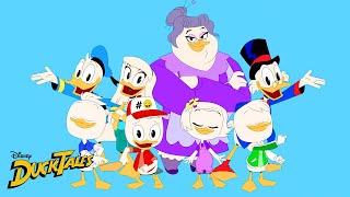 Quack Pack Theme Song   DuckTales   Disney XD