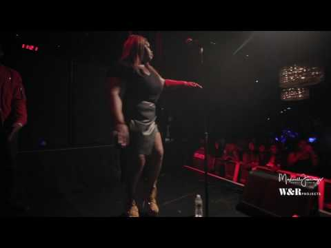 BURNA BOY- ROCK YOUR BODY (LIve Performance)