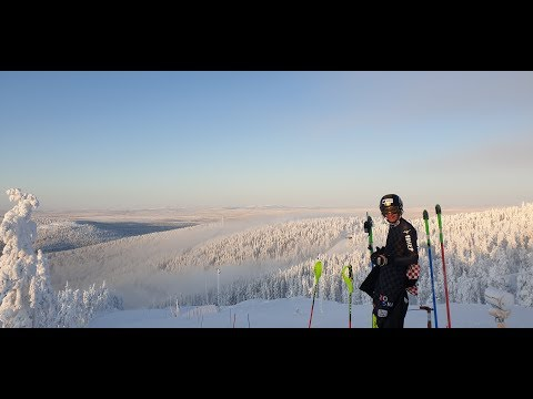 Final Three Days - Ski Racer's Thoughts About Final Preparation
