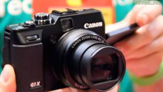 Canon Powershot G1x Hands On