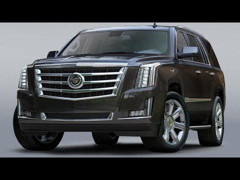 2016 Cadillac Escalade Concept Review Rendered Price Specs Release
