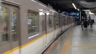 近鉄5820系DF52編成大阪上本町行き区間準急 鶴橋駅発車