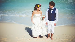 Hawaii wedding digestmovie Y + M