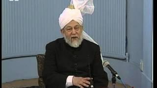 English Translation: Dars-ul-Quran 10th February 1996 - Surah  An-Nisaa verse 12