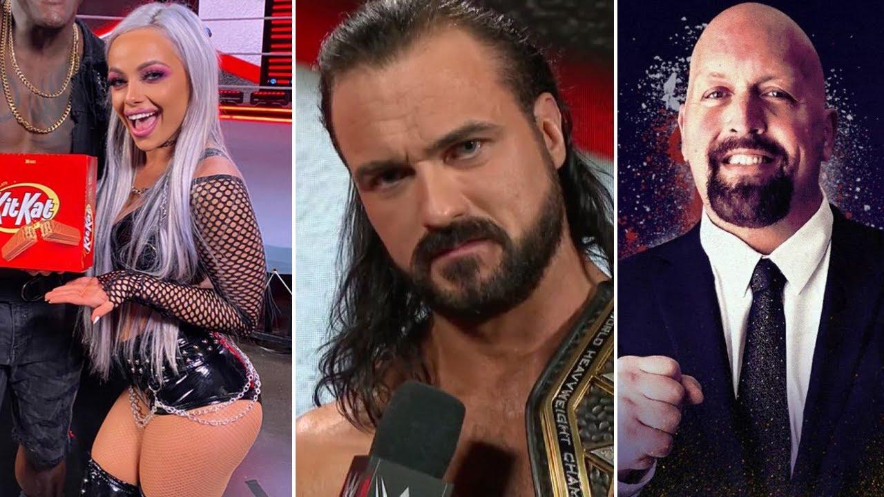 Adiós al Push de Drew McIntyre? El novio de Liv Morgan, Reacción a la firma de Big Show con AEW