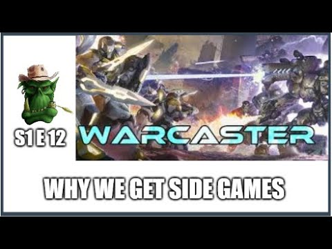 S1 E12 Why We Get Side Games (Malorian Weekly)