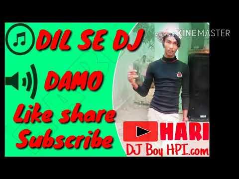 DIL SE DJ DAMO DESIA SONG DJ BOY HPI
