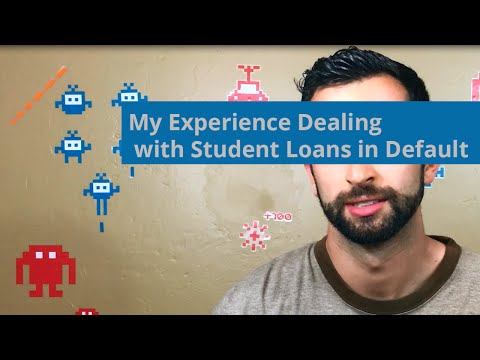 My Experience Dealing With Student Loans In Default