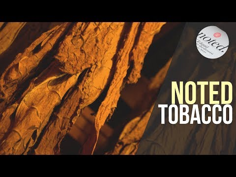 Noted: Ep. 17 - Aromatic Tobacco