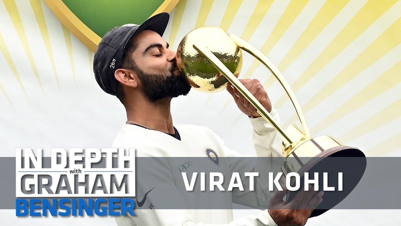 Virat Kohli: Visualizing successes