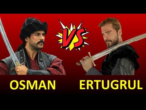 Osman Ve Ertugrul / Осман и Эртугрул. Кто сильнее?