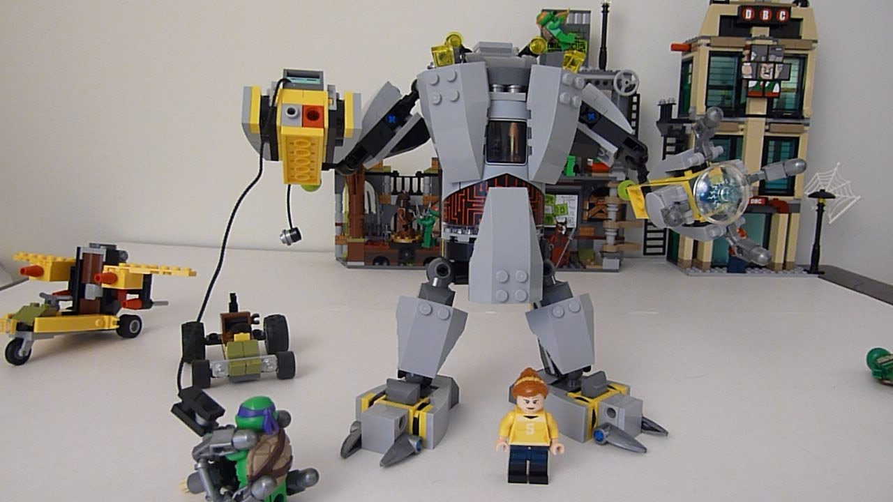 картинки лего роботов мутантов она была частью