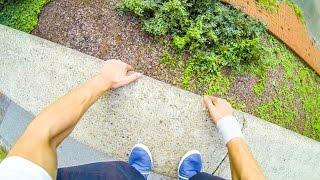 PARKOUR POV - Pure Freedom - Homespot Runs - GoPro HERO4