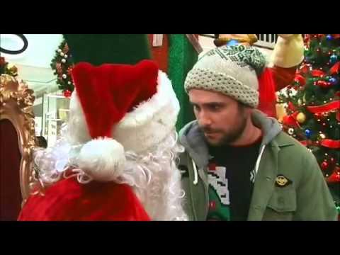 Its Always Sunny Christmas.A Very Sunny Christmas Charlie Kills Santa