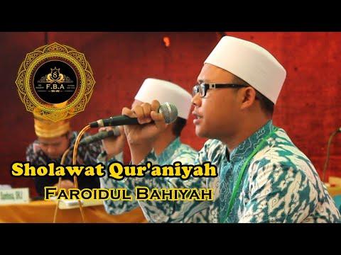 Faroidul Bahiyah - Sholawat Quraniyah