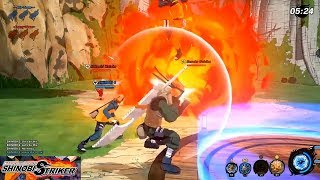 Naruto to Boruto: Shinobi Striker - Capture the Flag 4 vs 4 Full Match Gameplay (HD 60fps) thumbnail