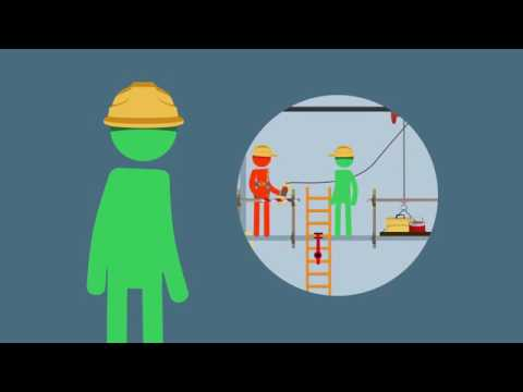 HEALTH AND SAFETY - WORKING AT HEIGHT VIDEO