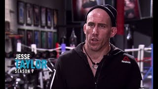 The Ultimate Fighter 25: Jesse Taylor Bonus Clip