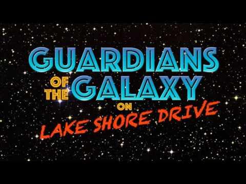 Lake Shore Drive ( synchronized Lyrics )